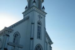 St. John The Baptist Church outside