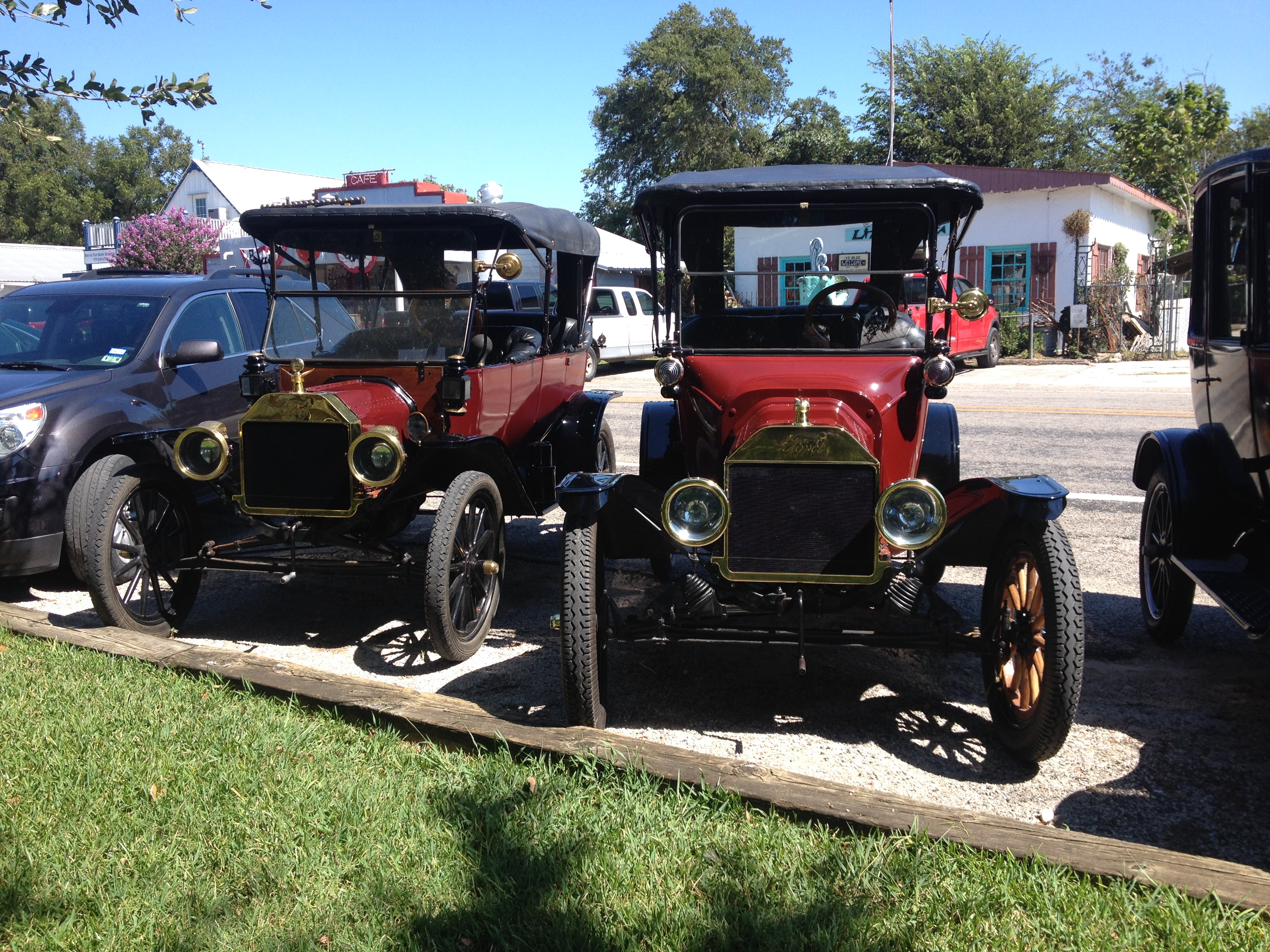 Old Car Festival at Greenfield Village (Sept. 3rd)