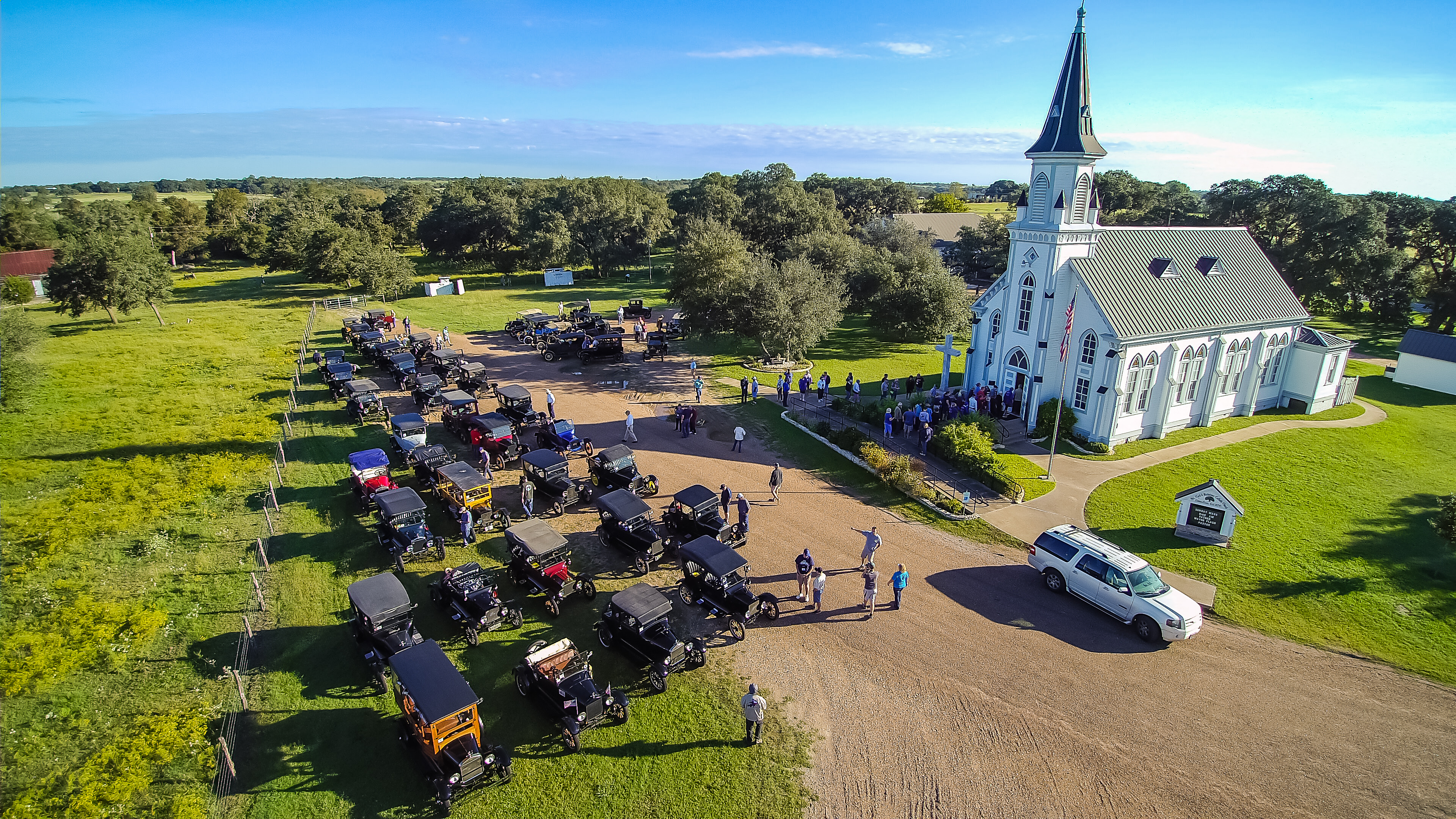 "42nd Annual Texas ""T"" Party – Brenham, Texas Oct 9 – 12, 2019"